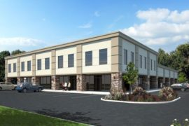 Stevens Road Office Building (Design-Build). 20,000 Square Foot / Two-Story