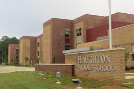 haughton middle school