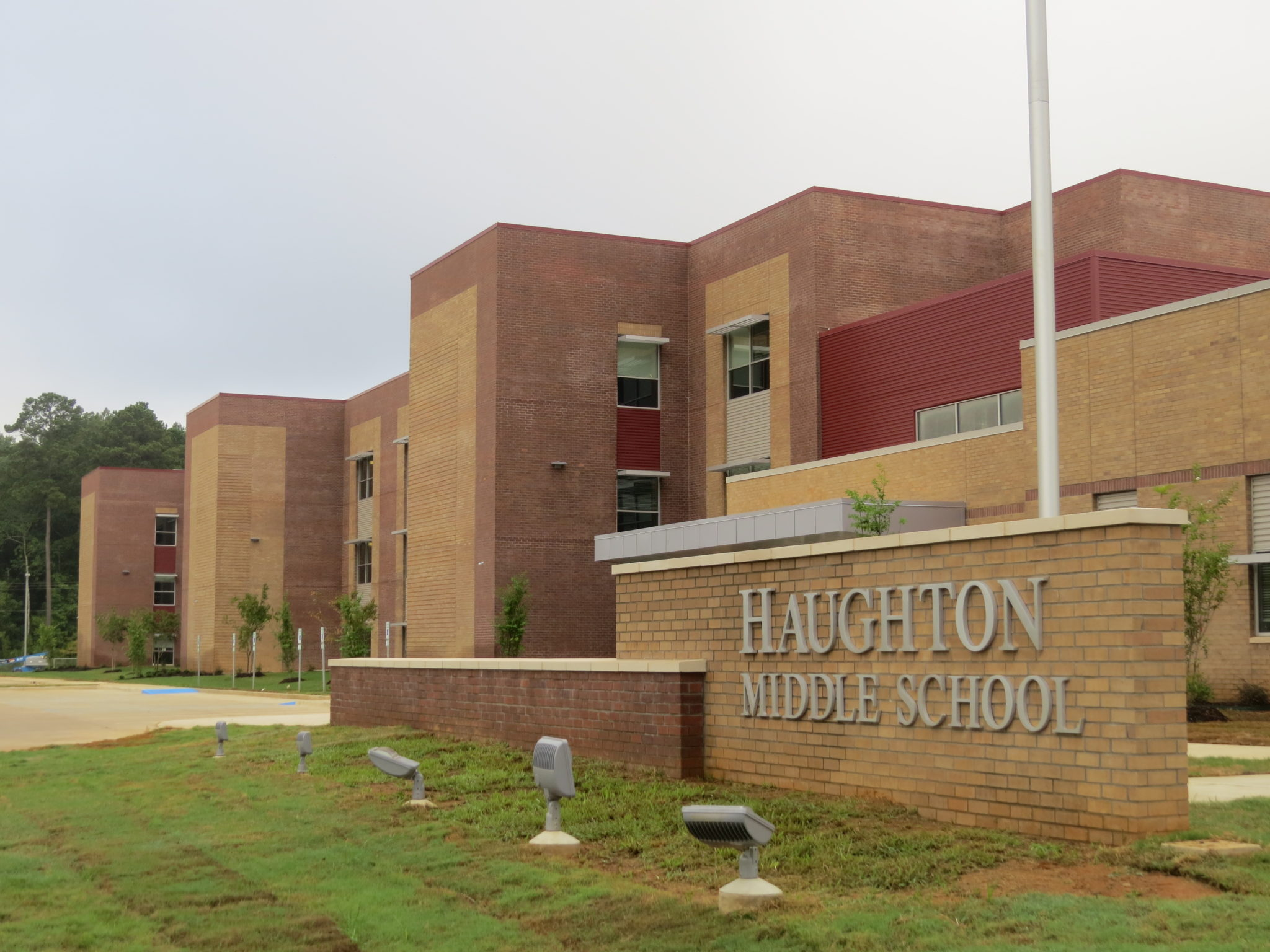 haughton middle school