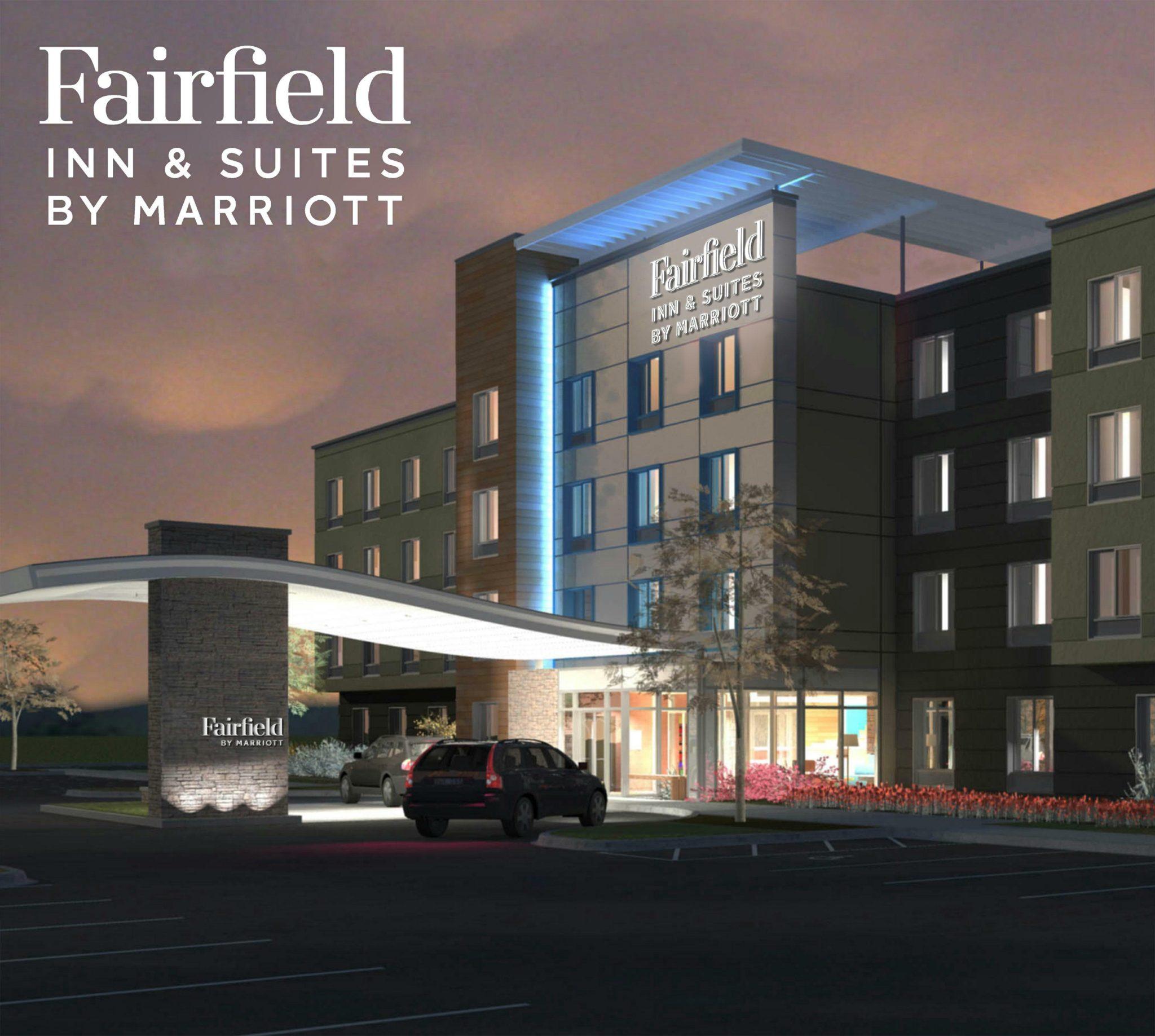 Fairfield Place New Build